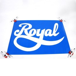 Royal Skateboard Trucks Banner