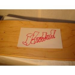 Krooked Sticker