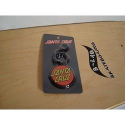 Santa Cruz Keychain Classic Dot