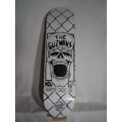 Santa Cruz Guzman Concert Deck Skateboard Online Skateshop