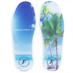 Footprint Insole Beach