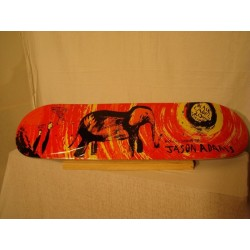 Black Label Deck Skateboard Online Skateshop Jason Adams