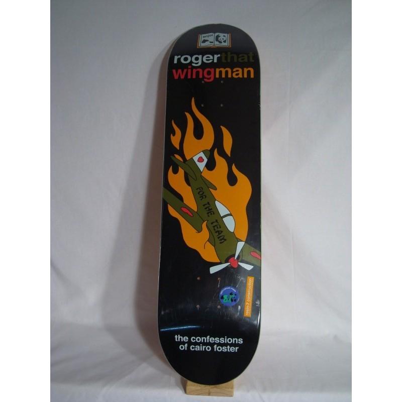 Enjoi Deck Skateboard Online Skateshop R7 Resin 7 Cairo Foster
