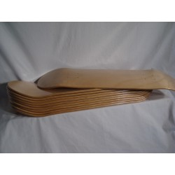 Woodbark Blank Deck