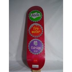 Chocolate (8.00 inch) Eldridge Bottle Caps