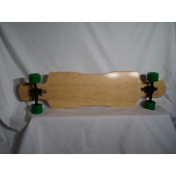 Woodbark Longboard - Drop Through