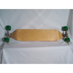Woodbark Longboard - Dropdown Complete