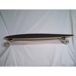 Woodbark Longboard - California Pintail