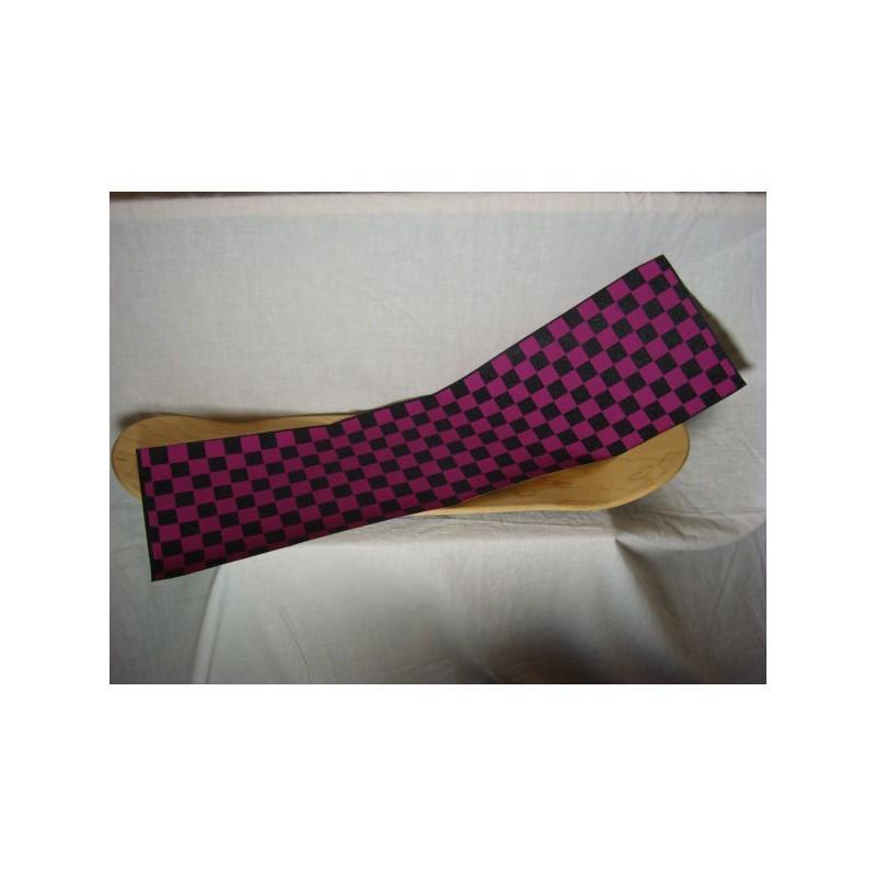 Black Diamond Griptape (Checkered Pink)