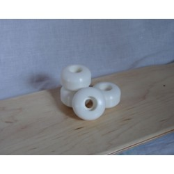 Blank-Wheels (52mm) White