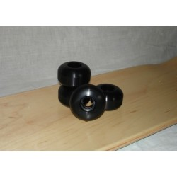Blank-Wheels (54mm) Black