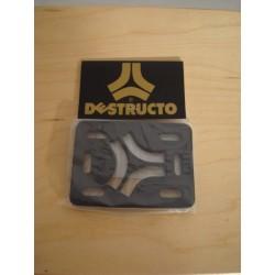 Destructo Riserpad Soft (Black)