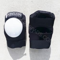 "Boneless Pads ""Pro"" Elbow (Black)"