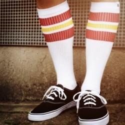 Spirit of 76 Oldschool Tube Socks cherry Sunnys