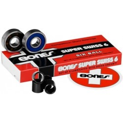 Bones Swiss Super 6