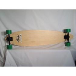 B-LAG - California Pintail 10 inch Komplett-Longboard