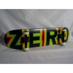 Komplettboard Zero Sandoval Rasta Bold 7.75 inch