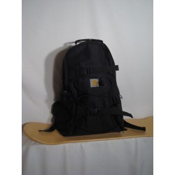 "Carhartt Skate-Backpack ""Kickflip"" Black"