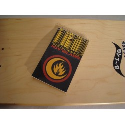 "Tech Deck Notiz-Block ""Black Label"""