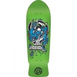 Santa Cruz (10.25 inch) Rob Roskopp Target 4 Reissue Green