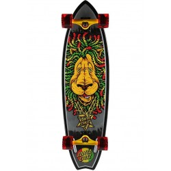Santa Cruz Cruiser Rasta Lion Shark