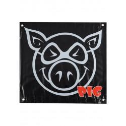 Banner Pg Wheels Head black-white