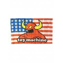 Banner Flag Toy Machine American Monster Flagge Fahne