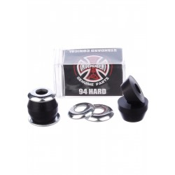 "Independent Bushings Set Conical 94a Hard ""Black"""