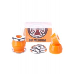 """Independent Bushings Set Conical 94a Hard """"Black"""""""