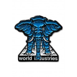 Lapel Pin Prime World Industries Mike V Vallely Elephant on the Edge