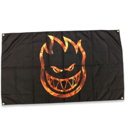 Banner Spitfire Bighead Hellfire Flagge