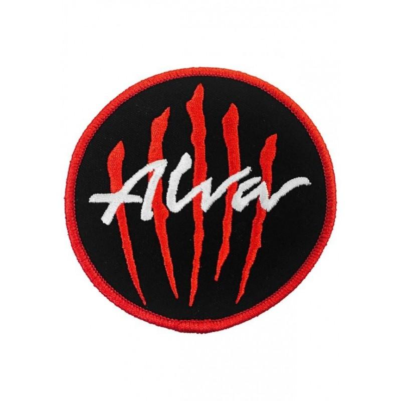 Alva Skateboards Scratch Patch Aufnäher