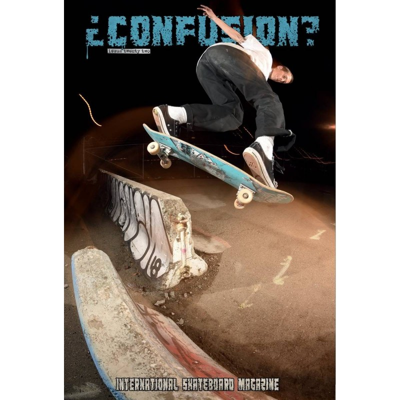 Confusion - Issue 22