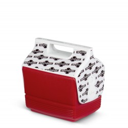 Igloo x Independent Playmate Mini 4QT Cooler Kühlbox Red White