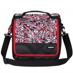 Igloo x Independent Commuter Cool Bag Kühlbox Black Red