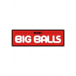 Banner Bones Big Balls