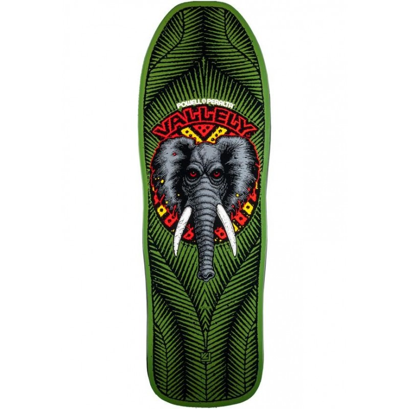 Powell Peralta (10.00 inch) Mike V Vallely Elephant Oldschool Reissue Deck