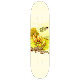 B-LAG Skateboards Deck (7.50-8.75) Wilde Wetterau