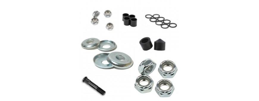Skateboard Hardware und Montage Kleinteile Kingpin, Schrauben, Pivots, Parts, Nuts
