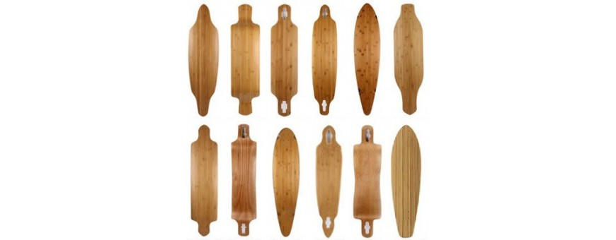 Longboard Blank Decks Cruiser