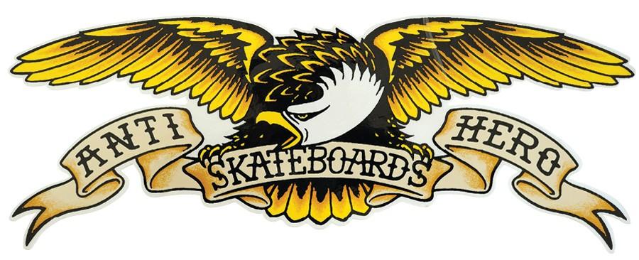 Anti Hero Skateboards